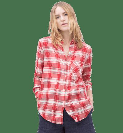 Check Shirt With Pocket