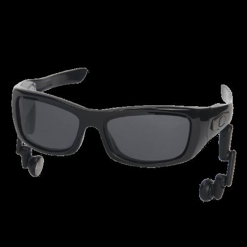 Generic Bluetooth Stereo Headset Sunglasses Microphone Black