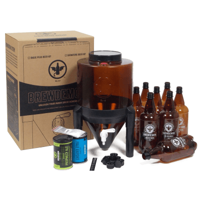 Craft Beer Kit Plus