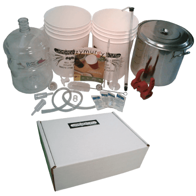 Starter Kit with 32 Quart Brew Pot plus Sierra