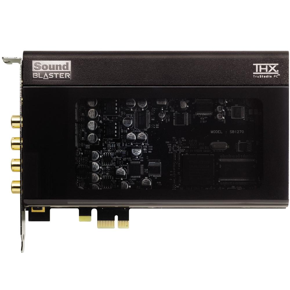 Creative Sound Blaster X-Fi Titanium HD Internal Sound Card