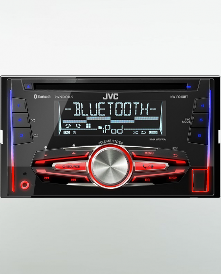 Stereo w Bluetooth Ipod Iphone Android Control