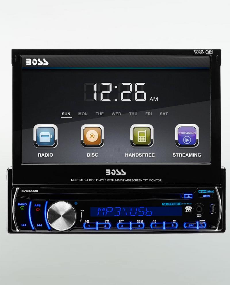 BOSS Audio Dash Compatible-AM-FM-Receiver