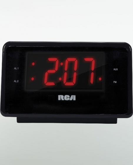 Dual Alarm Clock iPod Charging Station