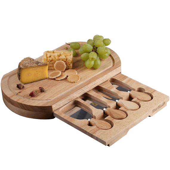 Cheese Board Set by StarBlue
