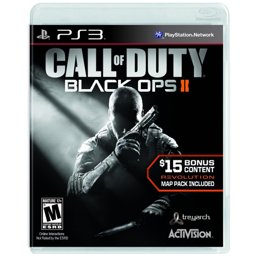 Call of Duty- Black Ops II
