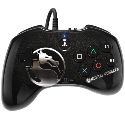 Mortal Kombat X Fight Pad for PlayStation 4 and PlayStation 3