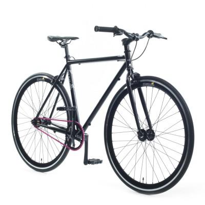 Mango Bikes Negra Bicicleta...