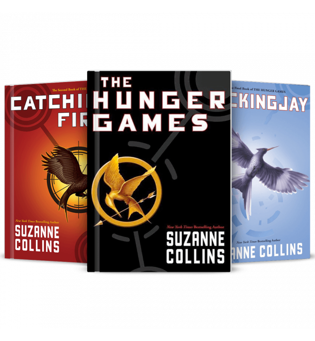 The Hunger Games Trilogy 3...