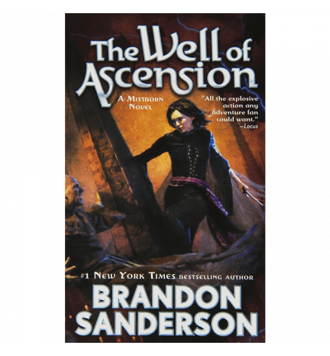 Mistborn Trilogy by Brandon...