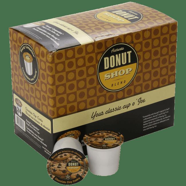 Authentic Donut Shop Blend...