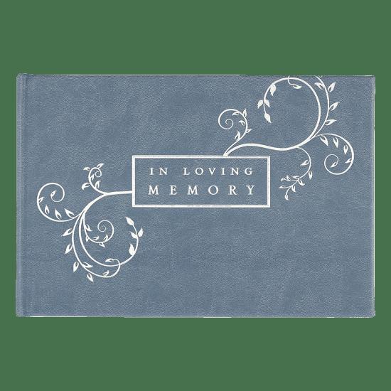 In Loving Memory Guest Book